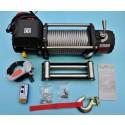 Seilwinde Horn12.0 Quick 24 Volt - Stahl