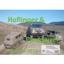 Haflinger - Pinzgauer Kalender 2012