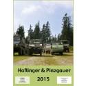 Haflinger - Pinzgauer Kalender 2015