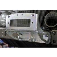 Steckbare Windenhalterung Benz Pinzgauer