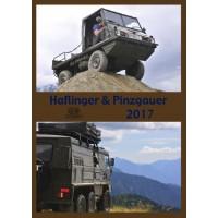 Haflinger - Pinzgauer Kalender 2017