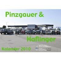 Haflinger - Pinzgauer Kalender 2010