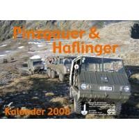 Haflinger - Pinzgauer Kalender 2008